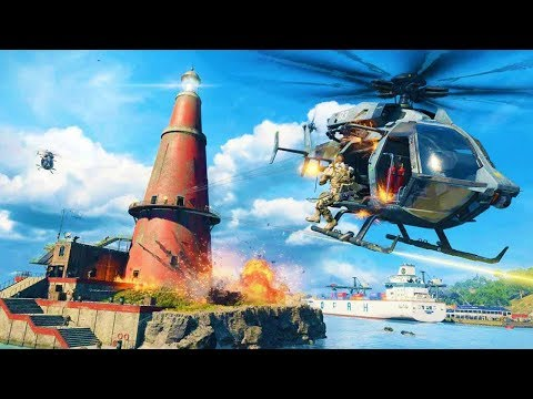 KIDNAPPING SOMEONE IN MY HELICOPTER! | Black Ops 4 Battle Royale (BO4 Blackout)