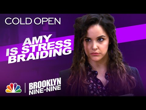 Cold Open: The Amy Santiago Panic Scale - Brooklyn Nine-Nine