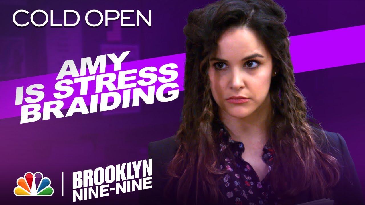 Cold Open: The Amy Santiago Panic Scale - Brooklyn Nine-Nine