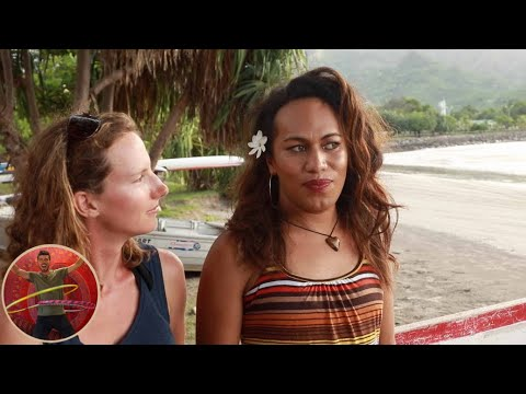 MARQUESAN TRANSGENDER TELLS ABOUT HER LIFE! - Ep 35
