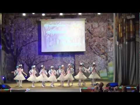 'Детский танец' из балета 'Коппелия'. Фестиваль 'Красота, мода, музыка 2013' - Видео онлайн