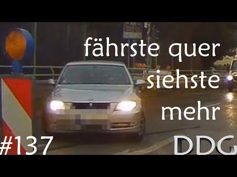 Von Dummen Fahrmanövern, Schleichen Und Driften | DDG Dashcam Germany | #137