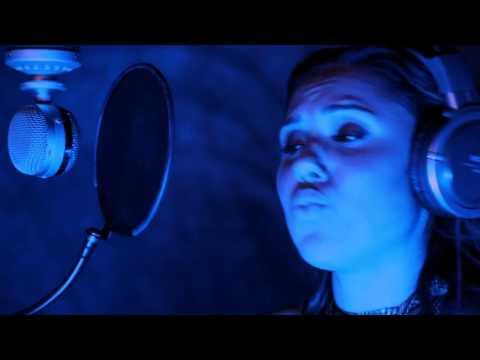 "Kristinia DeBarge Behind The Scenes Recording ""Amnesia"""