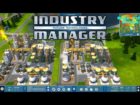 Industry Manager: Future Technologies - Let's Play Episode 11 - Smartphones