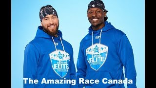 The Amazing Race Canada: Dylan and Kwame