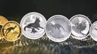Perth Mint unveils Australia's 2018 Bullion Coin Program