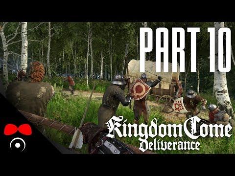 UMÍM ČÍST A VAŘIT ELIXÍRY! | Kingdom Come: Deliverance #10