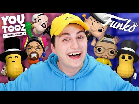 Funko Pops VS Youtooz!