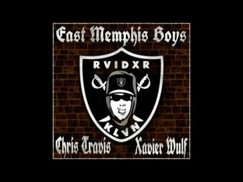 Xavier Wulf x Chris Travis - East Memphis Boys [Compilation Mix]