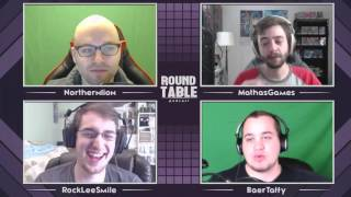 The Roundtable Podcast - 9/18/2015 - Episode 17