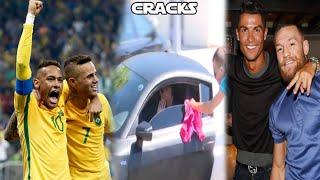 Golazo de Neymar y BRASIL a semis | JAMES decepciona a fans | McGregor revela secreto de CRISTIANO