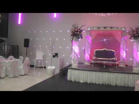 lalhambra pontault combault salle de rception mariage dcoration rose ple - L Alhambra Salle De Mariage