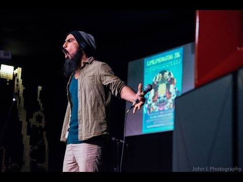 The Things I Hear -  Erfan Daliri Live at Slama