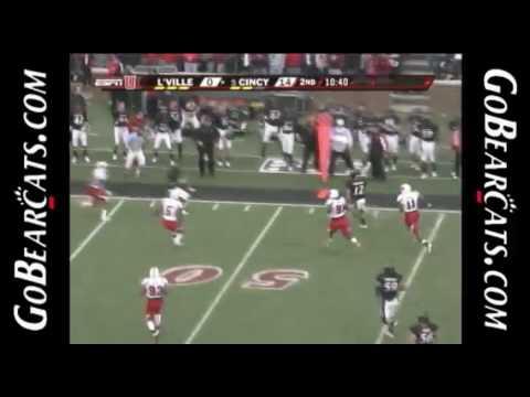 Cincinnati Vs. Louisville Highlights - 10/24/09
