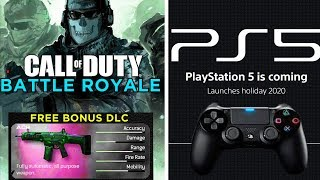 (GOOD NEWS) PS5 OFFICIAL Page is UP - MW Battle Royale Season 2 TEASE | Modern Warfare & PS5 Price