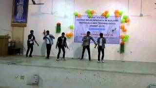 gandhigram university rtc students dance perform