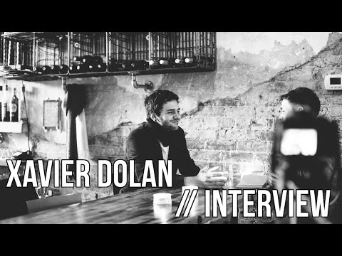 Xavier Dolan Interview - The Seventh Art