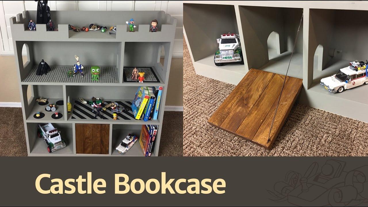 271 - castle bookcase - wfc2016 - youtube