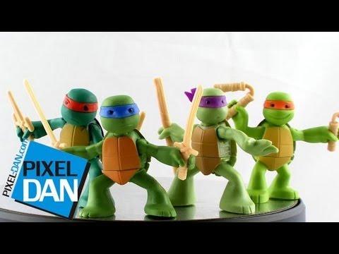 Nickelodeon Teenage Mutant Ninja Turtles Ninjas In