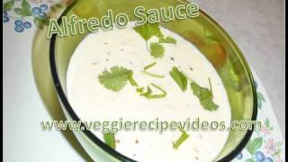 How To Make Alfredo Sauce - Cheese Sauce Recipe By Bhavna