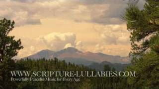 """Be Still and Know"" from Scripture Lullabies"