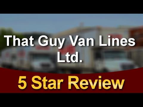 That Guy Van Lines Ltd.