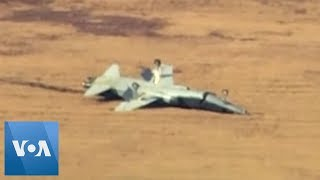 Two Killed in Crash Involving US Military Jets