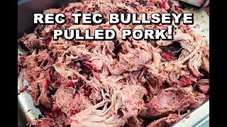 REC TEC Bullseye - How to Cook Perfect Pulled Pork