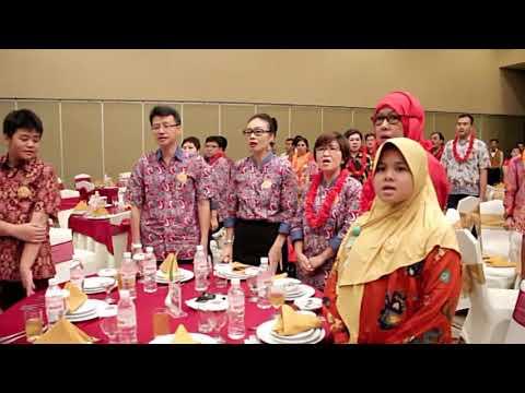 10Th ANNIVERSARY CAHAYA CINTA KASIH SAI CLINIC LAMPUNG INDONESIA