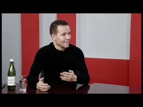"""Актуальне інтерв'ю. Юрій Дерев'янко - лідер партії """"Воля"""""""
