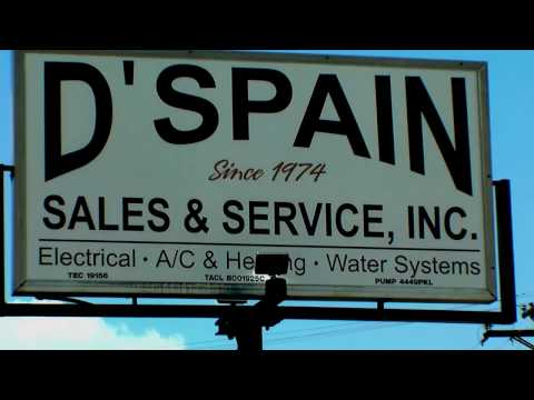 D'Spain Sales & Service, Inc