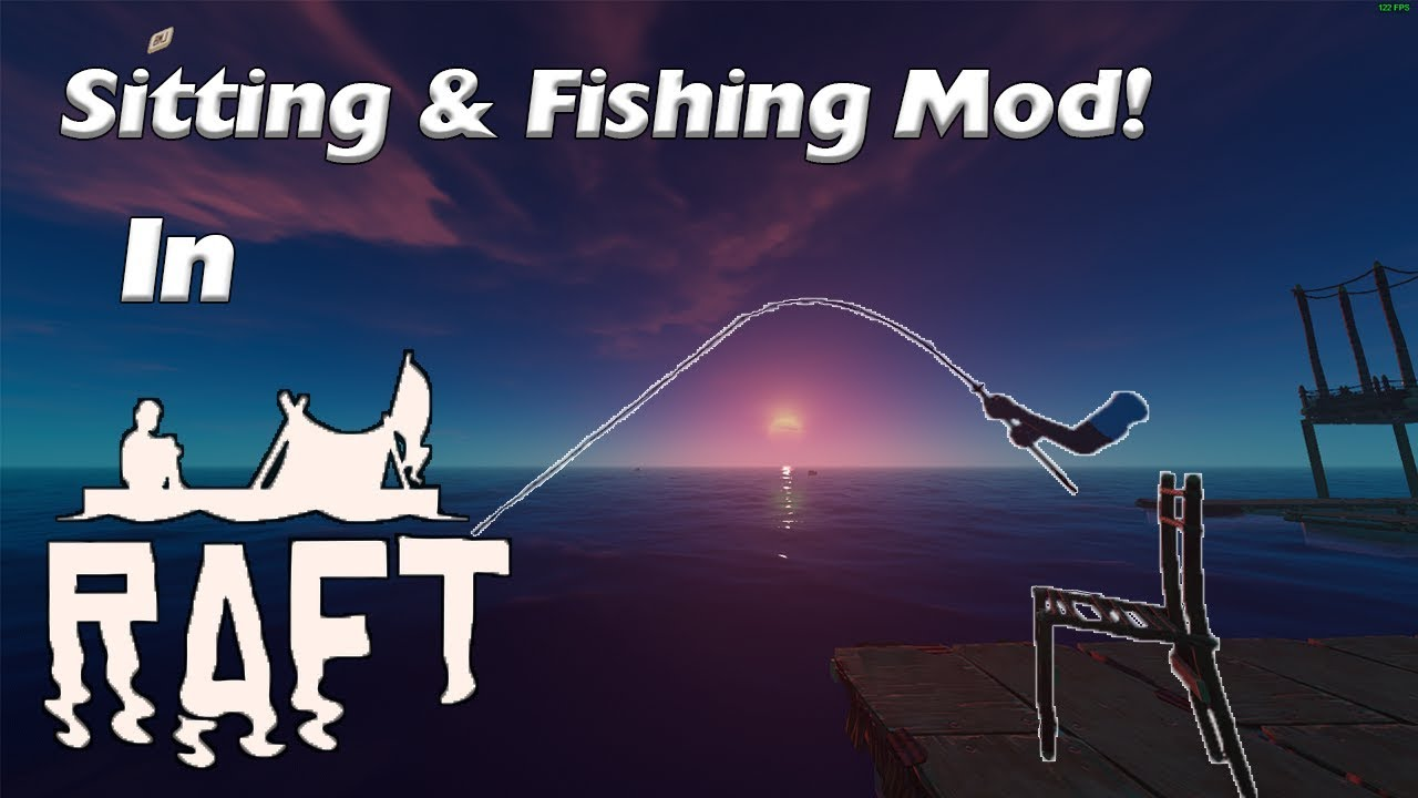 banner image for the Sit and Fish mod