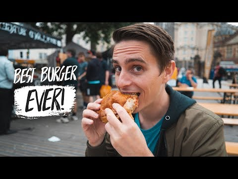 Most Delicious Burger In BRISTOL?! + Exploring Clifton Suspension Bridge (Bristol, England)