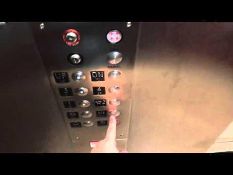 Low Rise Otis Elevator Education Building UT El Paso (UTEP) El Paso, TX