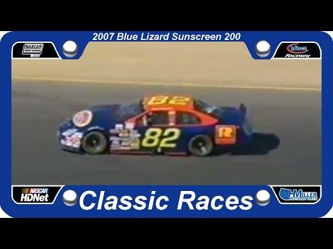 2007 Blue Lizard Suncream 200 | NASCAR West Series