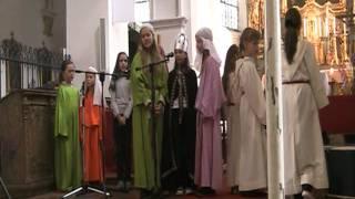 2011 Musical Kinder-Kirchenchor St Zeno Isen - Mauern von Jericho