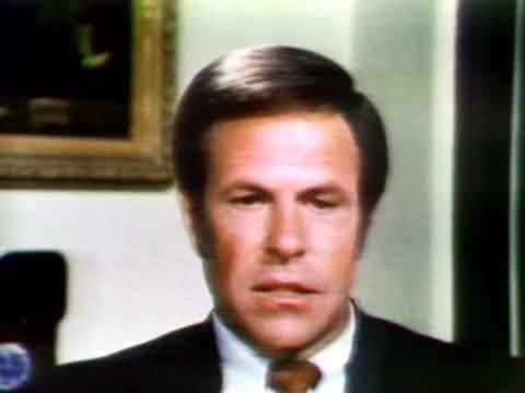 KNXT-2 CBS 1975 News Special Haldeman The Nixon Years.