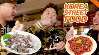 korea seafood