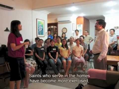 Church In Singapore Introduction