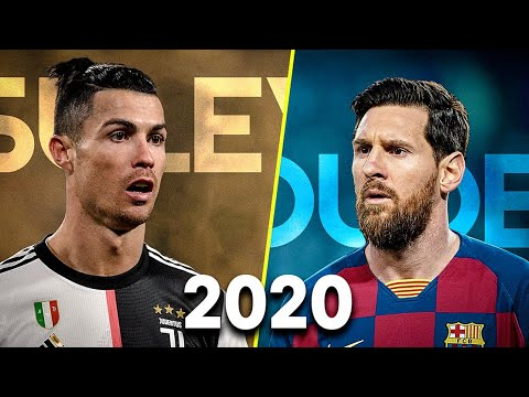 Cristiano Ronaldo vs Lionel Messi ► Season So Far ► 2020