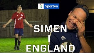Simen i England - tough times (EPISODE 4 - English and Norwegian subtitles)