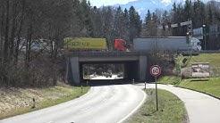 2020 03 16FMT Grenze Walserberg Österreich Deutschland