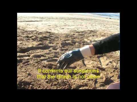 Oil Leak in Tramandai - Brazil ( With subtitle)
