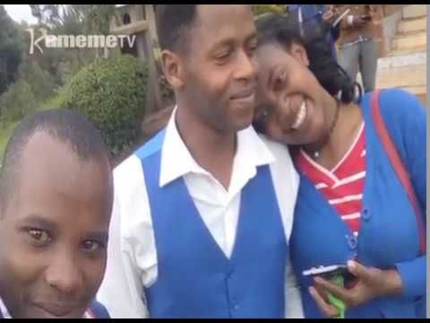Turaraniria na Wanjohi wa Kigogo-ini,umwe wa cambiki aria me ngumo muno bururi-ini