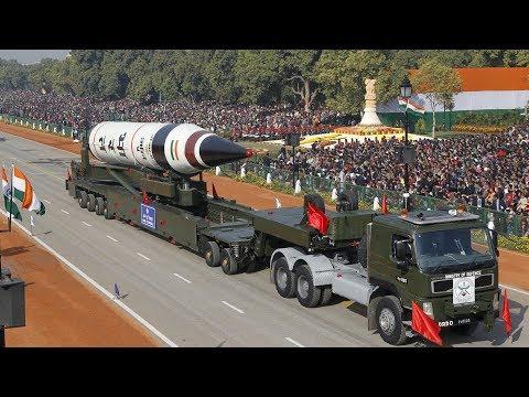 India test-fires intercontinental ballistic missile Agni-Five