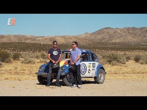 VW Baja Bug - Celebrating 50 Years of the Baja 1000 with Bruce Meyers