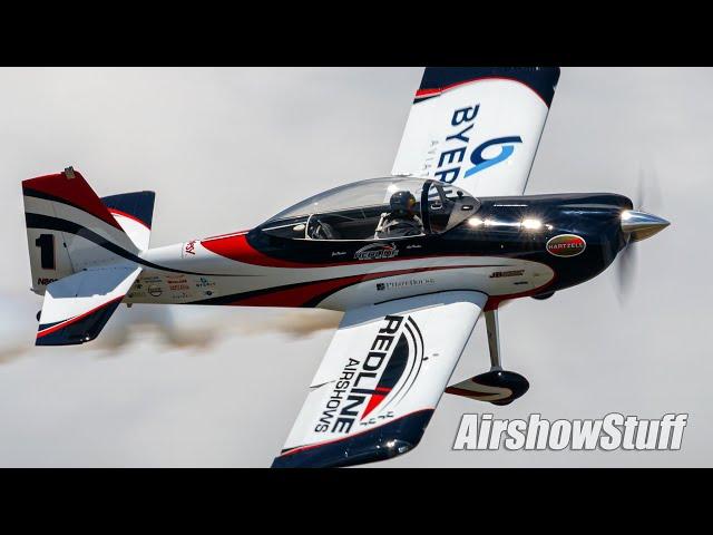 RV-8 Aerobatics - Ken Reider - Battle Creek Airshow 2021