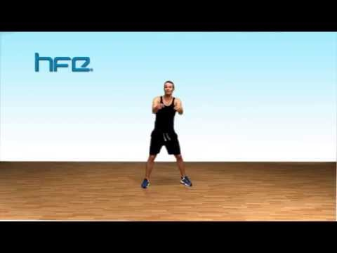 Level 2 Exercise to Music Course - Warm Up   HFE