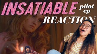 watch the pilot episode of insatiable with me... please