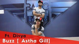 Aastha Gill - Buzz feat Badshah | Priyank Sharma | Ft. Divya Malhotra